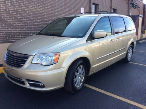 2011 Chrysler Town and Country for sale at AROUND THE WORLD AUTO SALES in Denver CO