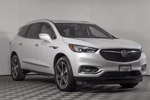 2021 Buick Enclave for sale at Washington Auto Credit in Puyallup WA
