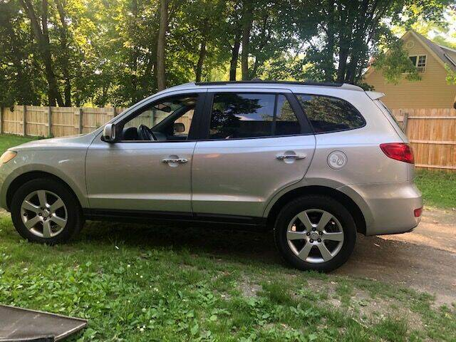 2007 Hyundai Santa Fe for sale at GDT AUTOMOTIVE LLC in Hopewell NY