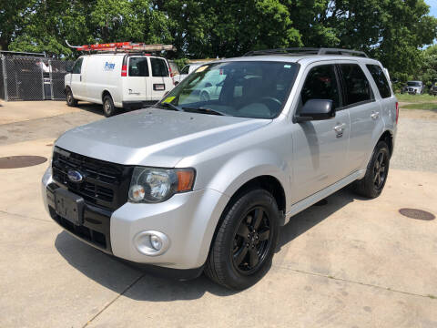 2009 Ford Escape for sale at Barga Motors in Tewksbury MA