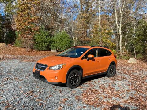 2014 Subaru XV Crosstrek for sale at Fournier Auto and Truck Sales in Rehoboth MA