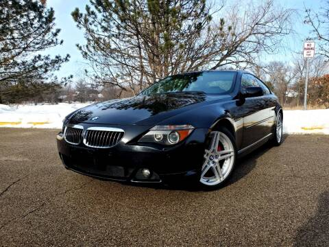 2006 BMW 6 Series for sale at Excalibur Auto Sales in Palatine IL