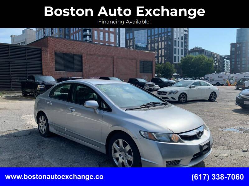 2009 Honda Civic for sale at Boston Auto Exchange in Boston MA
