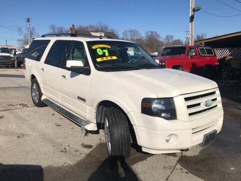 2007 Ford Expedition EL for sale at Jerry & Menos Auto Sales in Belton MO