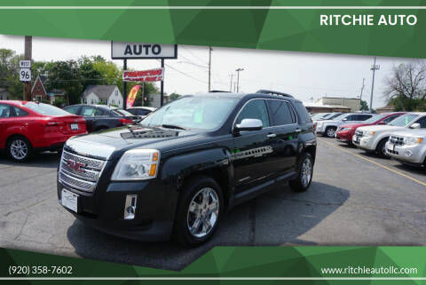 2012 GMC Terrain for sale at Ritchie Auto in Appleton WI