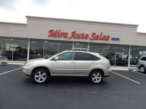2008 Lexus RX 350 for sale at Mira Auto Sales in Dayton OH