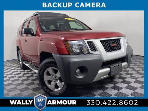 2010 Nissan Xterra for sale at Wally Armour Chrysler Dodge Jeep Ram in Alliance OH