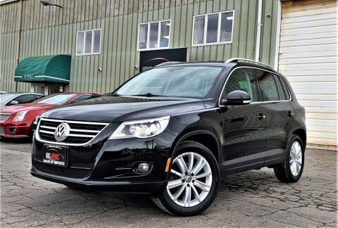 2009 Volkswagen Tiguan for sale at Haus of Imports in Lemont IL