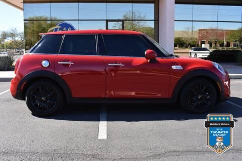 2019 MINI Hardtop 4 Door for sale at GOLDIES MOTORS in Phoenix AZ