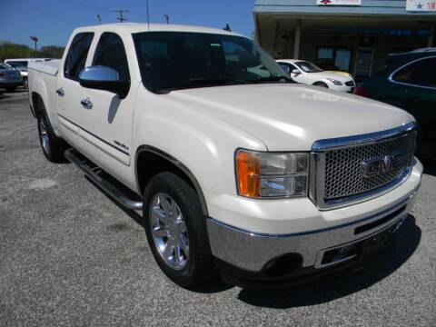 2011 GMC Sierra 1500 for sale at North American Motor Company in Fort Worth TX