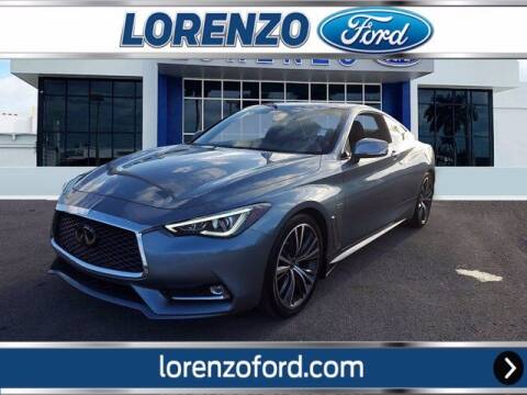 2020 Infiniti Q60 for sale at Lorenzo Ford in Homestead FL