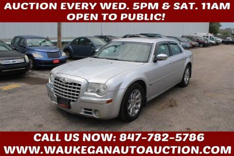2005 Chrysler 300 for sale at Waukegan Auto Auction in Waukegan IL