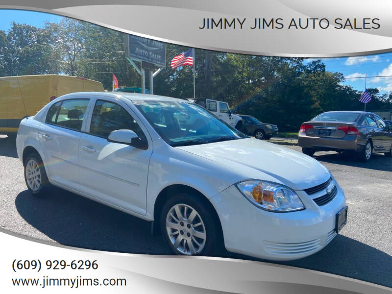 2010 Chevrolet Cobalt for sale at Jimmy Jims Auto Sales in Tabernacle NJ