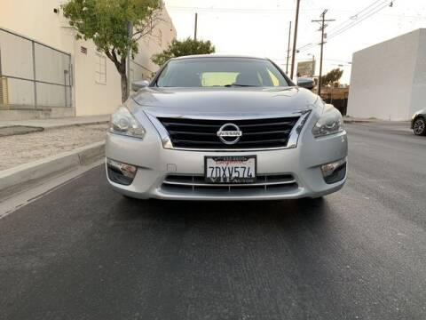 2014 Nissan Altima for sale at Hunter's Auto Inc in North Hollywood CA
