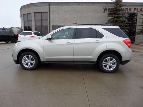 2014 Chevrolet Equinox for sale at Elite Motors in Fargo ND