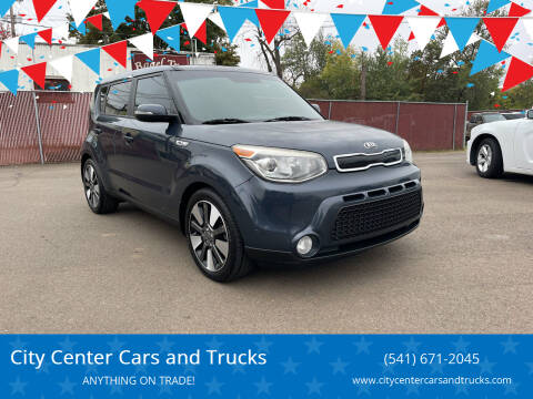 2014 Kia Soul for sale at City Center Cars and Trucks in Roseburg OR