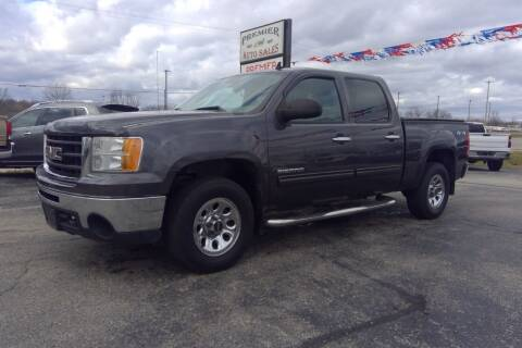 2011 GMC Sierra 1500 for sale at Premier Auto Sales Inc. in Big Rapids MI