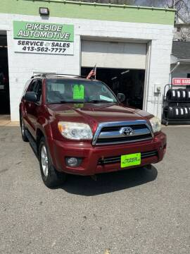 2008 Toyota 4Runner for sale at Pikeside Automotive in Westfield MA