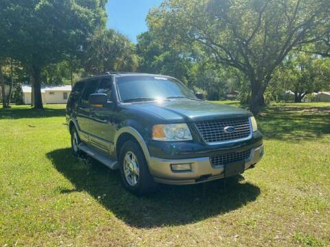 2004 Ford Expedition for sale at Pioneers Auto Broker in Tampa FL