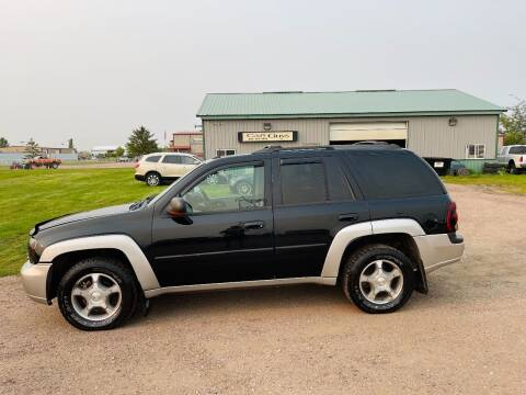 2005 Chevrolet TrailBlazer for sale at Car Guys Autos in Tea SD
