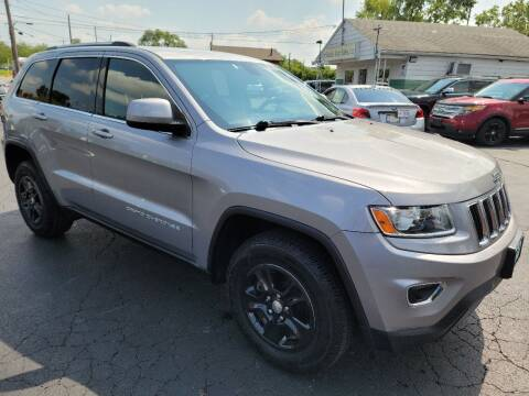 2014 Jeep Grand Cherokee for sale at Shaddai Auto Sales in Whitehall OH