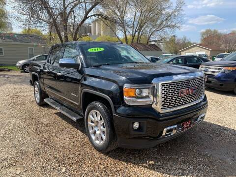 2015 GMC Sierra 1500 for sale at A & J AUTO SALES in Eagle Grove IA
