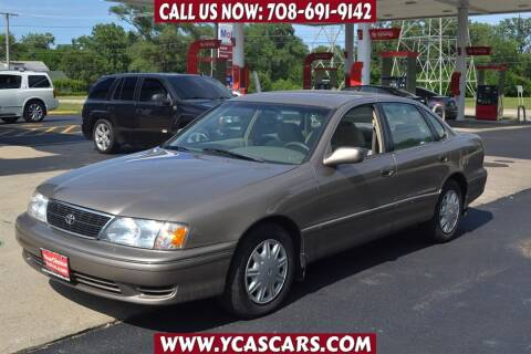 1999 Toyota Avalon for sale at Your Choice Autos - Crestwood in Crestwood IL