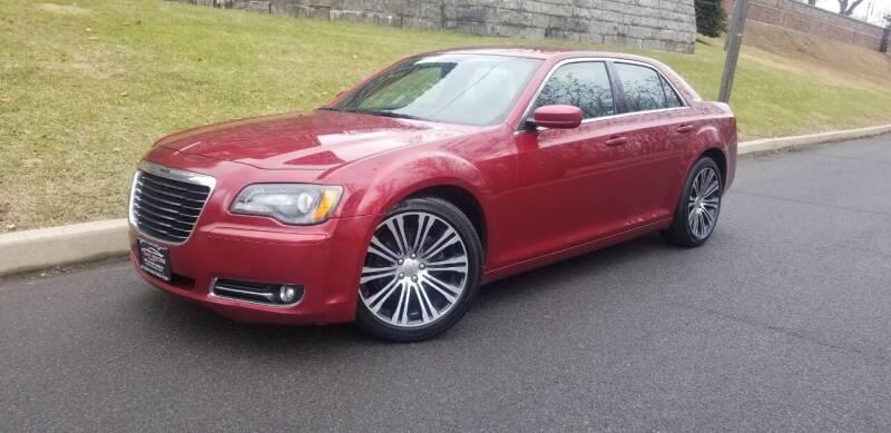 2014 Chrysler 300 for sale at ENVY MOTORS LLC in Paterson NJ