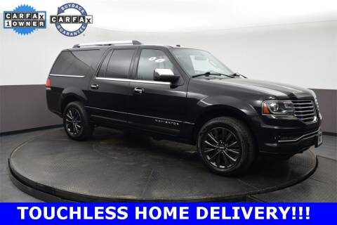 2017 Lincoln Navigator L for sale at M & I Imports in Highland Park IL