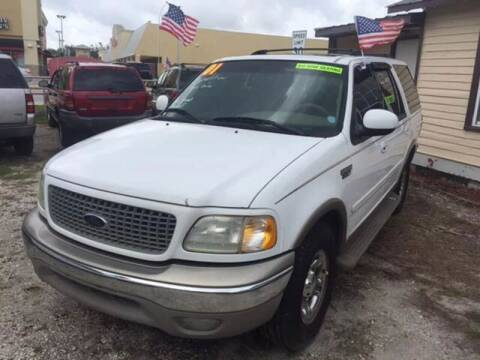 2001 Ford Expedition for sale at Castagna Auto Sales LLC in Saint Augustine FL