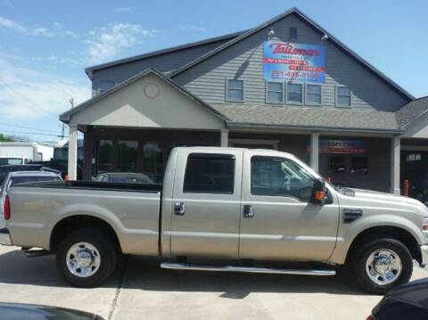 2009 Ford F-250 Super Duty for sale at Don Jacobson Automobiles in Houston TX