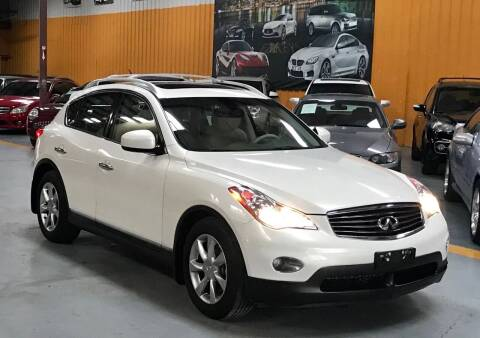 2008 Infiniti EX35 for sale at Auto Imports in Houston TX