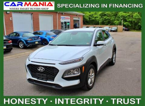 2019 Hyundai Kona for sale at CARMANIA LLC in Chesapeake VA