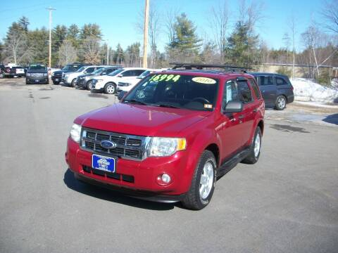 2010 Ford Escape for sale at Auto Images Auto Sales LLC in Rochester NH