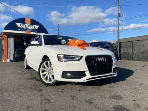 2014 Audi A4 for sale at OTOCITY in Totowa NJ