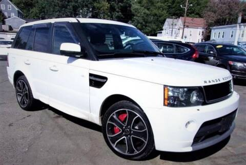 2013 Land Rover Range Rover Sport for sale at Top Line Import in Haverhill MA