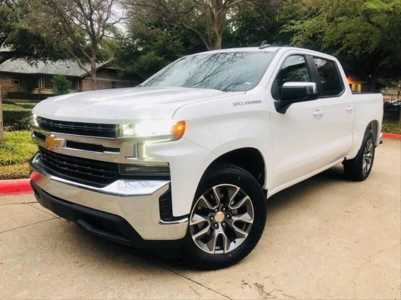 2020 Chevrolet Silverado 1500 for sale at Italy Auto Sales in Dallas TX