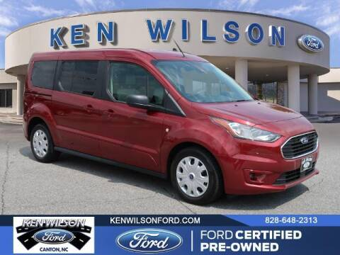 2019 Ford Transit Connect Wagon for sale at Ken Wilson Ford in Canton NC