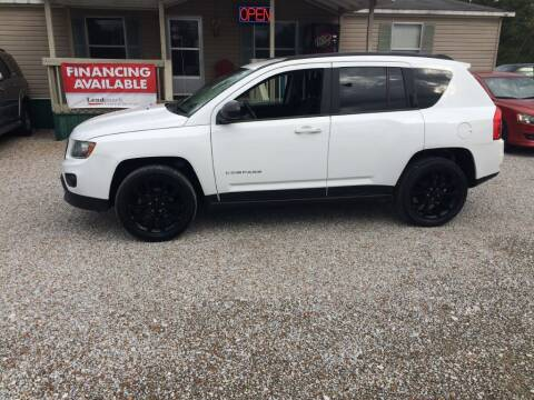 2013 Jeep Compass for sale at Space & Rocket Auto Sales in Hazel Green AL