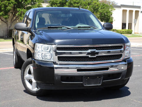 2009 Chevrolet Silverado 1500 for sale at Ritz Auto Group in Dallas TX
