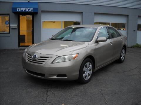 2007 Toyota Camry for sale at Best Wheels Imports in Johnston RI
