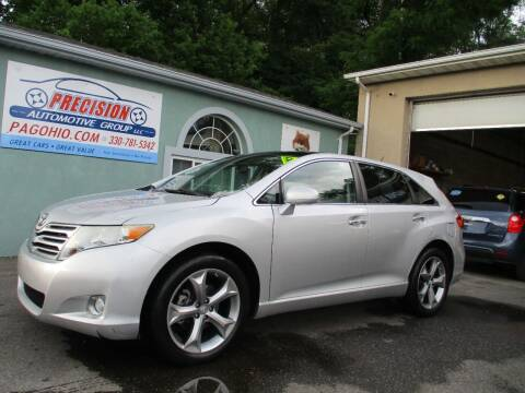 2011 Toyota Venza for sale at Precision Automotive Group in Youngstown OH
