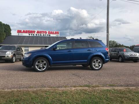 2010 Dodge Journey for sale at BLAESER AUTO LLC in Chippewa Falls WI