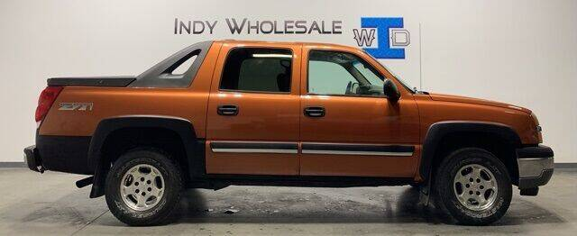 2005 Chevrolet Avalanche for sale at Indy Wholesale Direct in Carmel IN