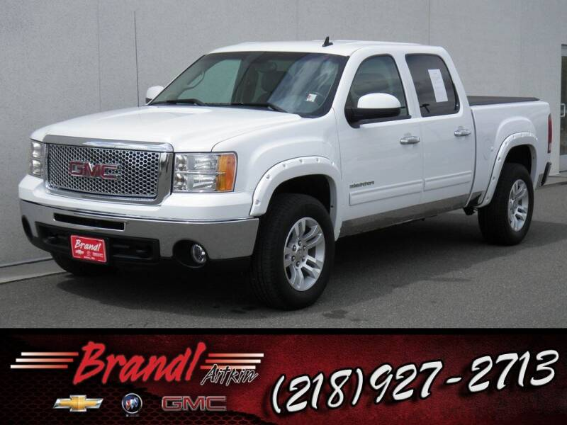 2010 GMC Sierra 1500 for sale at Brandl GM in Aitkin MN