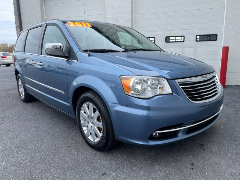 2011 Chrysler Town and Country for sale at Zimmerman's Automotive in Mechanicsburg PA