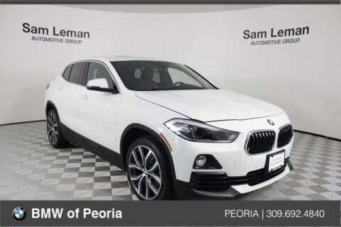 2018 BMW X2 for sale at BMW of Peoria in Peoria IL