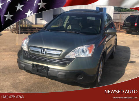 2008 Honda CR-V for sale at Newsed Auto in Houston TX