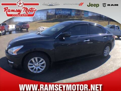 2014 Nissan Altima for sale at RAMSEY MOTOR CO in Harrison AR