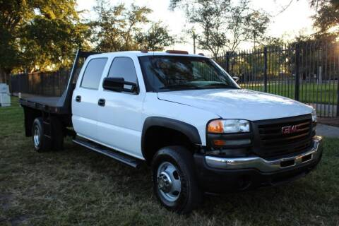 2007 GMC Sierra 3500 CC Classic for sale at Truck and Van Outlet - All Inventory in Hollywood FL